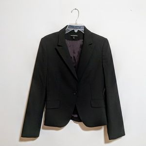 Express Design Studio Black Blazer Size 8